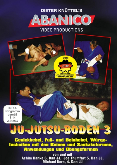 Ju-Jutsu Boden 3