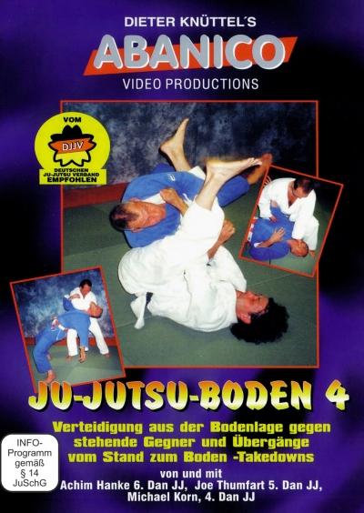 Ju-Jutsu Boden 4