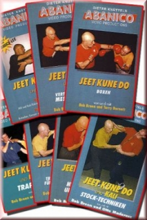 Jeet Kune Do Offer - English