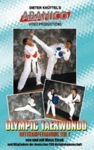 Wettkampf TKD 1, DVD, PAL