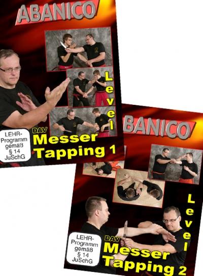 Messer-Tapping 1 und 2