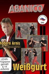 Modern Arnis Weißgurt - aktuelles Programm - Download