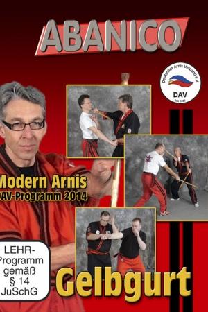 Modern Arnis Gelbgurt - aktuelles Programm