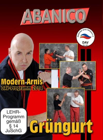 Modern Arnis Grüngurt – aktuelles Programm