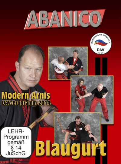 Modern Arnis Blaugurt - aktuelles Programm