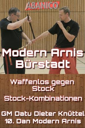 Modern Arnis Bürstadt 2018