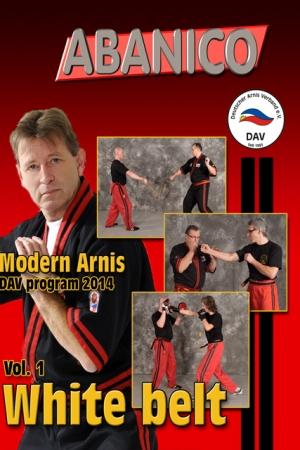 Modern Arnis White Belt - Program - En