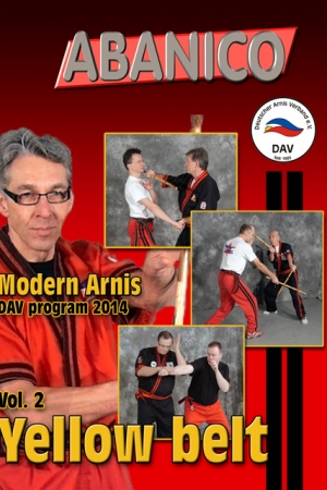 Modern Arnis Yellow - Program - English