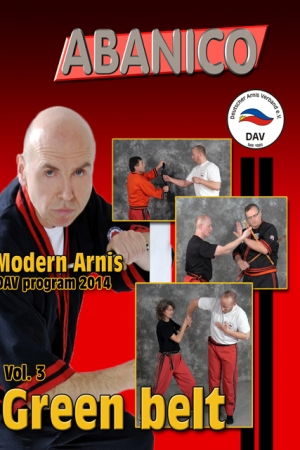Modern Arnis Green Belt - Program - English