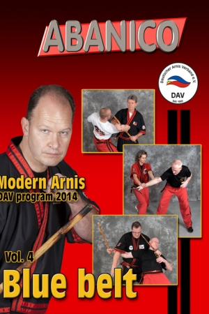 Modern Arnis blue - Program - English