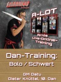 Bolo-Training für DAV Danträger/innen