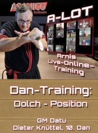 Dolch-Training für DAV Danträger/innen