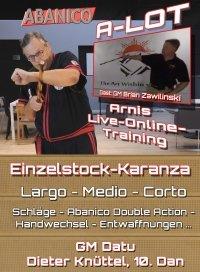 Arnis-Live-Online-Training Karanza