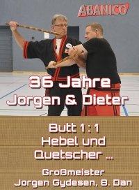 36 Jahre Jørgen und DIeter