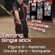 Single Stick Twirling