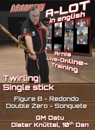 Single Stick Twirling