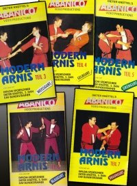 Modern Arnis Programm 1995