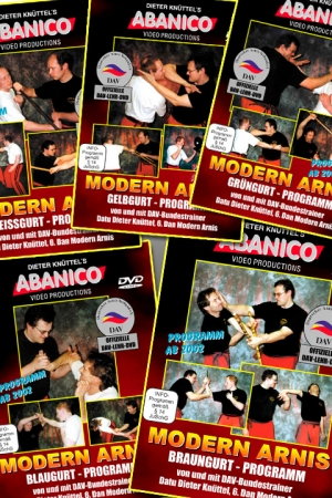 Modern Arnis Programm 2002