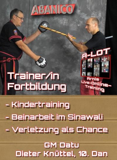 DAV-Trainer/in Fortbildung