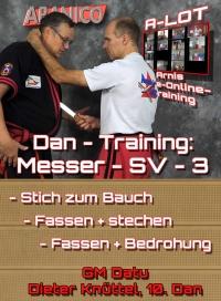 Messer-Selbstverteidigung - 3