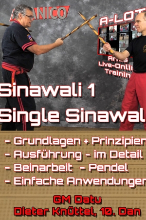 Sinawali 1: Single Sinawali