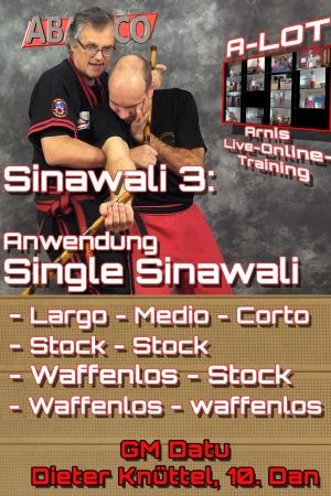Sinawali 2: Single Sinawali