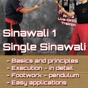 Sinawali 1: Basics of Singel Sinawali