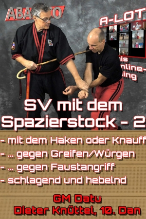 SV mit dem Spazierstock - 2
