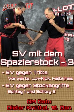 SV mit dem Spazierstock - 3