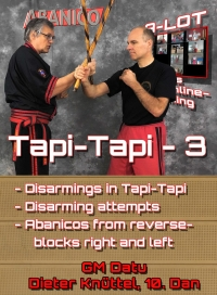 Tapi-Tapi - 3: Disarmings and Abanicos