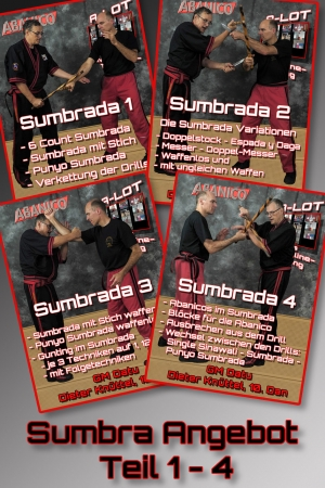 Sumbrada Angebot 1 - 4