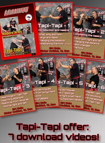 Tapi-Tapi offer: 7 videos