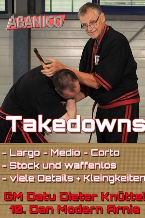 Takedowns - Largo-Medio-Corto